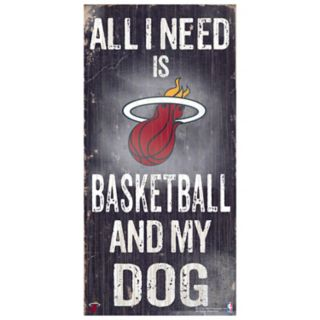 Miami Heat All I Need Wall Art