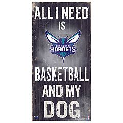 Charlotte Hornets All I Need Wall Art