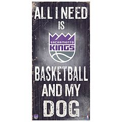 Sacramento Kings All I Need Wall Art