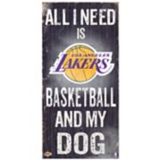 Los Angeles Lakers All I Need Wall Art