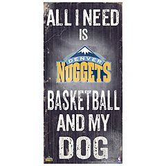 Denver Nuggets All I Need Wall Art