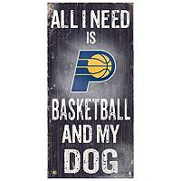 Indiana Pacers All I Need Wall Art