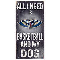 New Orleans Pelicans All I Need Wall Art