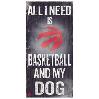Toronto Raptors All I Need Wall Art