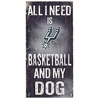 San Antonio Spurs All I Need Wall Art