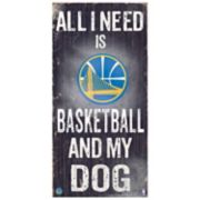 Golden State Warriors All I Need Wall Art