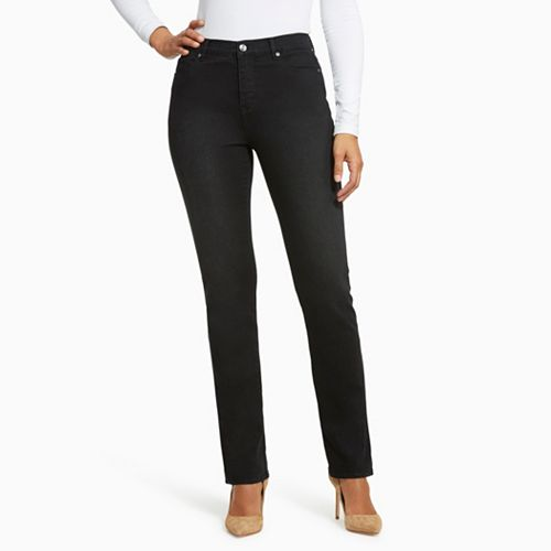 Women's Gloria Vanderbilt Willow Straight-Leg Jeans