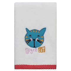 Creative Bath Kitty Fingertip Towel