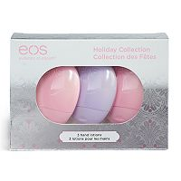 eos 3 pkHoliday Collection Hand Lotions