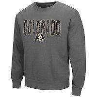 Men's Campus Heritage Colorado Buffaloes Wordmark Sweatshirt
