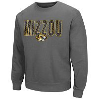 Men's Campus Heritage Missouri Tigers Wordmark Sweatshirt