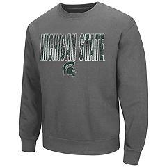 Men's Campus Heritage Michigan State Spartans Wordmark Sweatshirt
