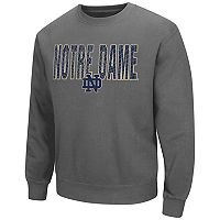 Men's Campus Heritage Notre Dame Fighting Irish Wordmark Sweatshirt