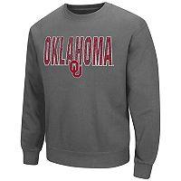 Men's Campus Heritage Oklahoma Sooners Wordmark Sweatshirt