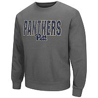 Men's Campus Heritage Pitt Panthers Wordmark Sweatshirt