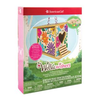 Wellie Wisher Birdhouse Set by Fashion Angels