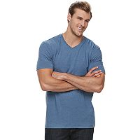 Big & Tall SONOMA Goods for Life™ Supersoft Stretch V-Neck Tee