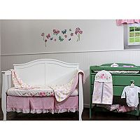 Nurture Garden District 8-pc. Nursery Bedding Coordinates