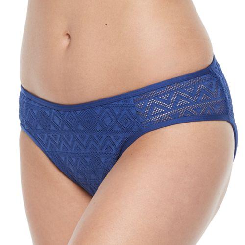 Women's Apt. 9® Crochet Bikini Bottom