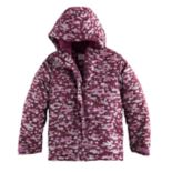 Girls 7-18 Columbia Heavyweight Snowman Builder Jacket