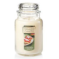 Yankee Candle Christmas Cookie 22-oz. Candle Jar