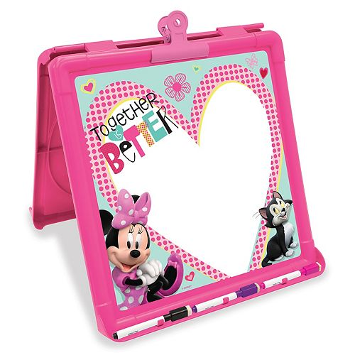 Disney's Minnie Mouse Table Top Easel Set