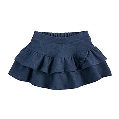 Baby Girl Jumping Beans® Tiered Tulip Skort