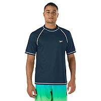 Big & Tall Speedo Solid Swim Tee