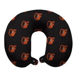 Baltimore Orioles Travel Pillow