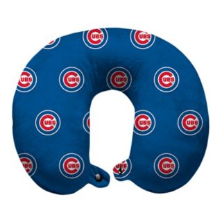 Chicago Cubs Travel Pillow