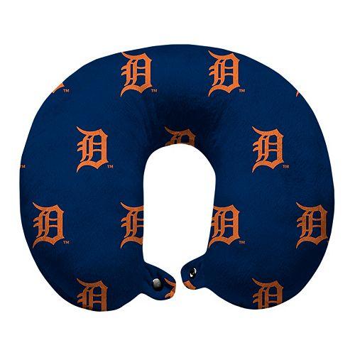 Detroit Tigers Travel Pillow