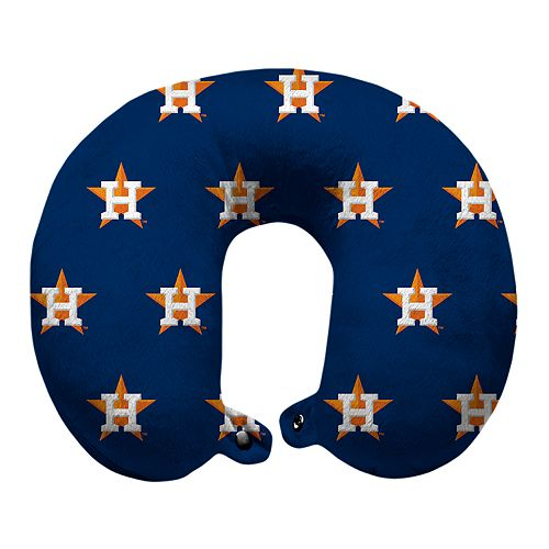 Houston Astros Travel Pillow