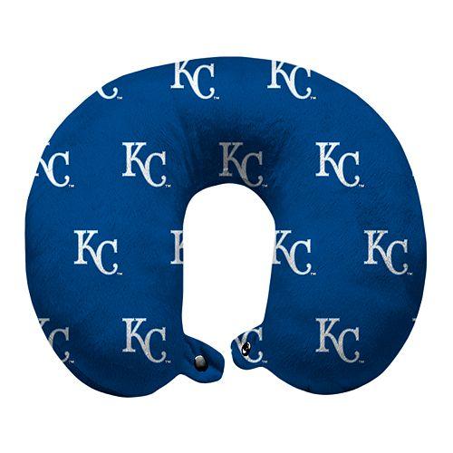 Kansas City Royals Travel Pillow