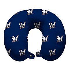 Milwaukee Brewers Travel Pillow