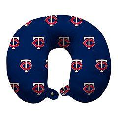 Minnesota Twins Travel Pillow