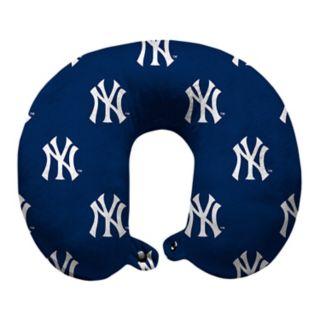 New York Yankees Travel Pillow