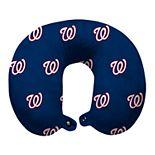 Washington Nationals Travel Pillow