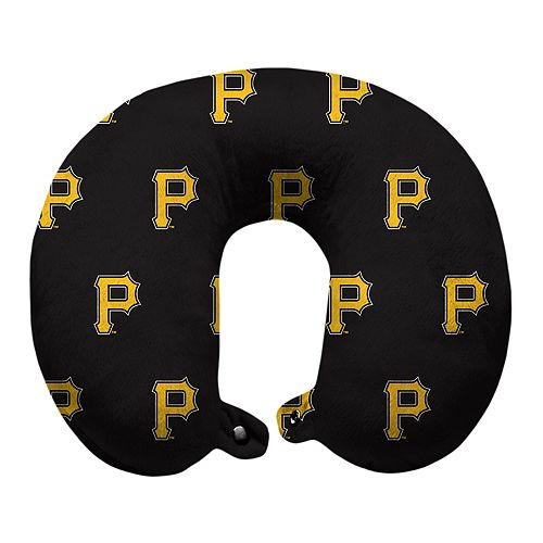 Pittsburgh Pirates Travel Pillow