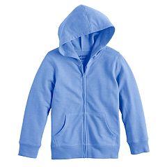 Boys 4-10 Jumping Beans® Zip Hoodie