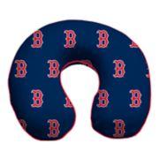 Boston Red Sox Memory Foam Travel Pillow