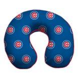 Chicago Cubs Memory Foam Travel Pillow
