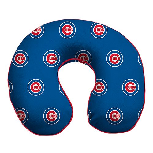 Chicago Cubs Memory Foam Travel Pillow