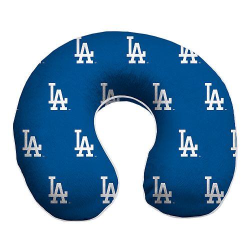 Los Angeles Dodgers Memory Foam Travel Pillow