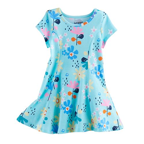 Baby Girl Jumping Beans® Skater Dress