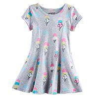 Baby Girl Jumping Beans® Skater Dress