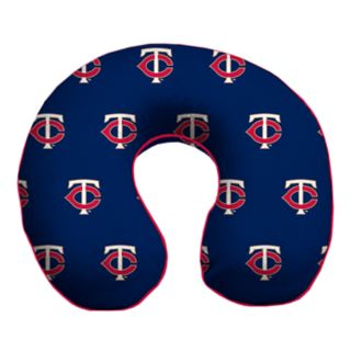 Minnesota Twins Memory Foam Travel Pillow