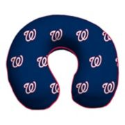 Washington Nationals Memory Foam Travel Pillow
