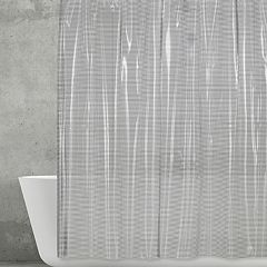 Creative Bath Linea Vinyl Shower Curtain