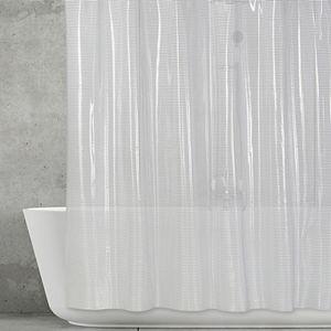 Creative Bath Pockets Vinyl Shower Curtain