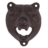 Reward Bear Head Bottle Opener